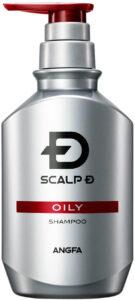 scalpd-oily