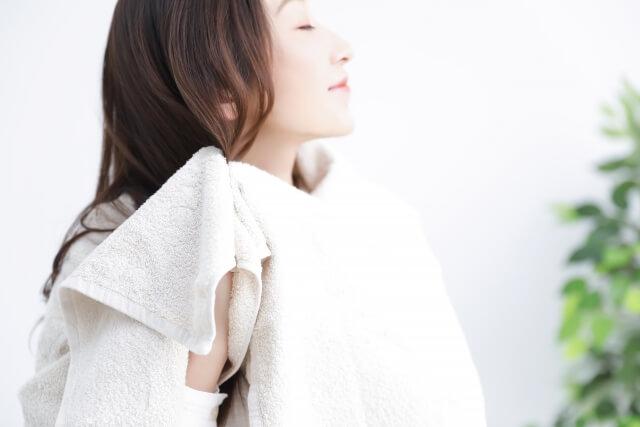 towel-dry-women