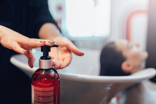 shampoo-salon